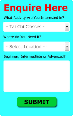 Tai Chi Enquiries